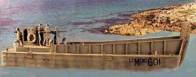 Milicast LCM6W 1//76 Resin WWII Landing Craft Mechanical 6 Mk VI Waterline