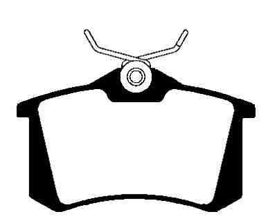 4 Bremsscheiben + Beläge Vorne Hinten Vw Golf 4 Bora Beetle Audi A3 6