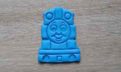 Thomas the Tank Engine Train Cookie Cutter Fondant Cutter 3