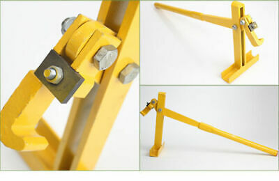 AU New Fence Post Lifter Puller Remover Star Picket Steel Pole Tool High Quality 7