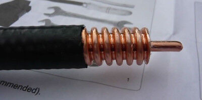 "20 FT FSJ4-50B 1/2"" Corrugated Copper Foam HELIAX Superflex 50 Ohm Coaxial Cable"
