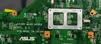 US Loc 69N0KAB10F01-01 K53SD USB AUDIO IO BOARD for ASUS K53SD Laptops