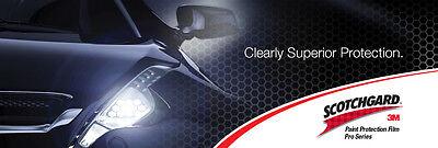 3M Scotchgard Pro Series Paint Protection Film Urethane clear bra 305mm w per mt 2