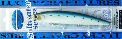 LUCKY CRAFT SW Flashminnow Slim 173 ~Sea Finger~ 728 Super Glow Sardine