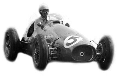 kit FERRARI 500 F2 GP INGHILTERRA 1953 ASCARI CAMPIONE DEL MONDO Tameo TMKWCT53