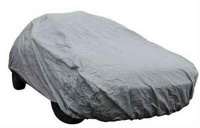 Breathable Water Resistant Indoor Outdoor Full Car Cover for Mercedes SLK-Class 6