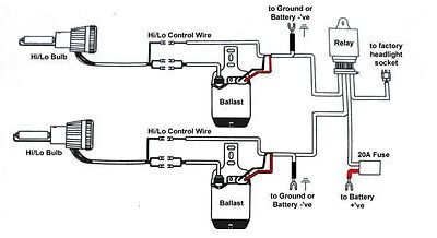 hid xenon wiring diagram hid reader wiring diagram hid bulb xenonpro hid kit wiring diagram xenon hid conversion wiring diagram #6