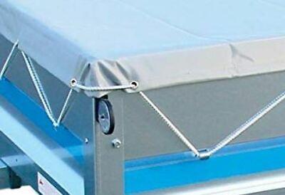 Waterproof Trailer Cover fits Erde 122 Daxara 127 Maypole MP712 & MP6812 2