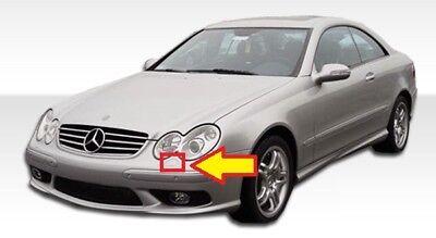 Nuovo Originale Mercedes-Benz MB Classe e W211 Faro Copri Foro Lavafari Tappo SX
