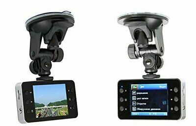 """1080P Car Dashcam HD 3PM Video Cam Recorder with Night Vision 2.4"""" LCD Screen 3"""