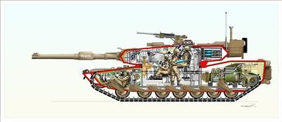 M1A1 Abrams Main Battle Tank Lapel Hat Pin Tanker Mos 1812 Usmc Us Marines Gift 9