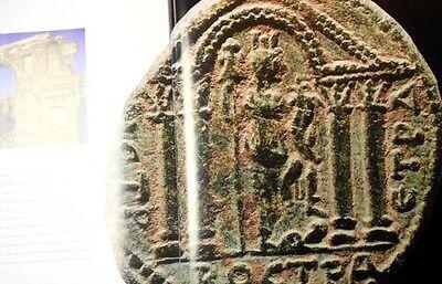 Ancient Stone City Nabataean Petra (Jordan) Roman Province Tombs Temples Mosaics 3