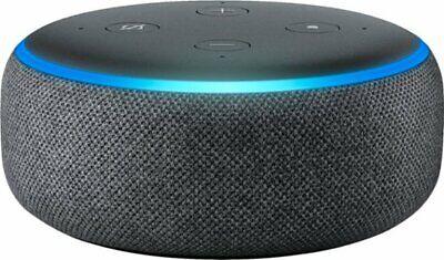 Amazon - Echo Dot (3rd Gen) - Smart Speaker with Alexa - Charcoal Black 5