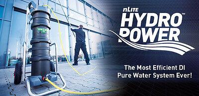Unger HiFlo nLite NLR27 Winkelbürste 27 cm wasserführende Winkel-Bürste 3