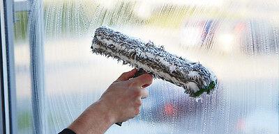 Unger ErgoTec Ninja Set 45 cm Glasreinigung Schaber Einwascher Fensterwischer 2