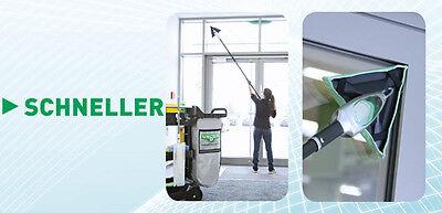 Unger Stingray Glas Innenreinigungs-Set 100 PLUS SRKT2B Glasreinigung bis 1 m 11