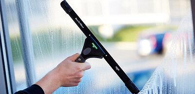 Unger AC250 ErgoTec Ninja Alu-Schiene 25 cm mit Gummi Soft für Fensterwischer 2
