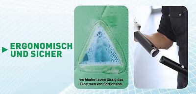 Unger Stingray Glas Innenreinigungs-Set 450 PREMIUM 4,37m Glasreinigung + Tasche 9