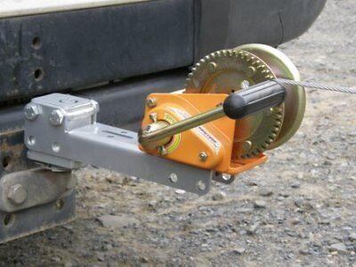 Bak Rak Uni-rak Universal Towball Mounting for Winch Vice Sign etc 4