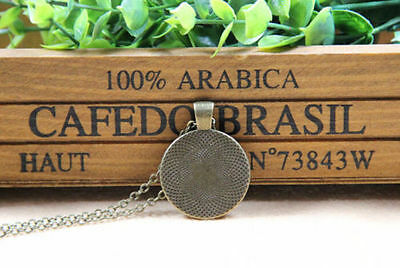 50pcs The Knights Templar Pendant Necklace Glass Cabochon Necklace jewelry 2