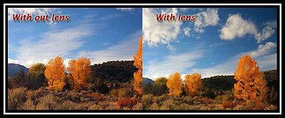 Sport Action 2X Tele Zoom Lens For Nikon D5500  D3100 D5300 D5000 D5200 D3300 5