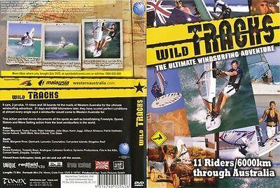 Wild Tracks Windsurfing 11 Riders/6000 KM Across Australia BRAND NEW DVD 3