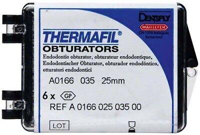 Dentsply Dental Endodontic Obturators And Files. 4