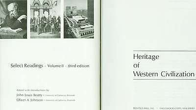 Heritage Western Civilization Voltaire Descartes Bacon Galileo Newton Rousseau 2