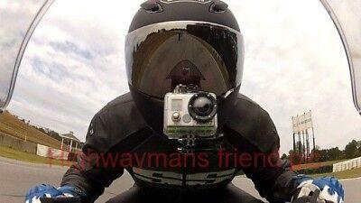 Genuine Gopro Helmet Front chin mount Hero 7,6,5,4,3,2,1 with allen wrench 3
