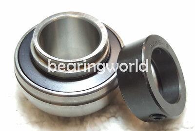 HC206 NA206  30m Bore Eccentric Locking Collar Bearing 30mmx62mm FK Brand