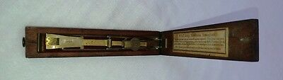Rarität  Münzwaage Gold Silber Waage W. & T. AVERY Birmingham 3