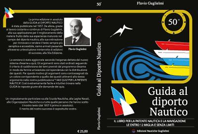 Libro Patente Nautica 50 Edizione Guglielmi Guida Al Diporto Nautico 3