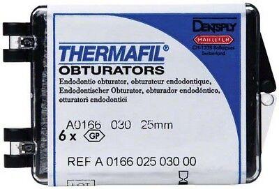 Dentsply Dental Endodontic Obturators And Files. 3