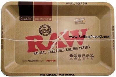 5x7 MINI METAL TRAY RAW rolling papers SHOE LACES with POKER TIPS LANYARD