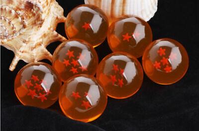 New 7Pcs Stars Dragon Ball Z Crystal Balls Set Collection In Box Set Gifts 6