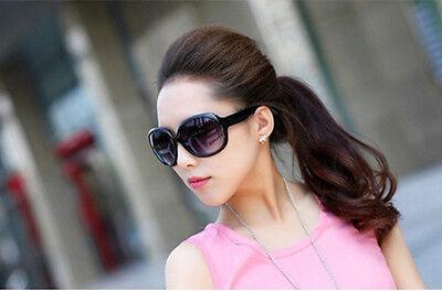 Womens Fashion  Polarized Sunglasses Oversized Retro Designer Eyewear Shades 2