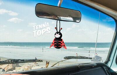 Desktop Spring Stand Mirror Dangler Tenna Tops Elephant Car Antenna Topper