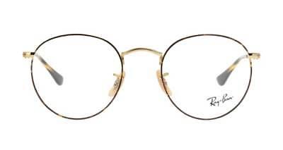 37344e55d4 ... Gafas de vista Ray-Ban RX3447V 2945 GOLD ON TOP HAVANA Calibre 50 2