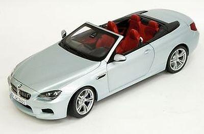 - 2012-80432253656 CONSTRUCTOR MODELS 1//18 BMW M6 CABRIOLET F12