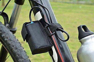 Linterna para bicicleta foco luz recargable de 8000LM 2 x CREE XM-L U2 led 11