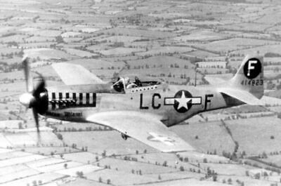 Print Scale 48-039 1//48 Decal for P-51 Mustang-D