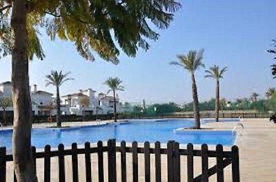 27Th August Onwards. 2 Bedroom  2 Bathr Holiday On A Gated Resort Murcia Spain. 3