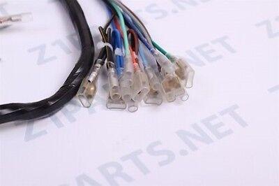 kawasaki h1 500 triple parts main wiring harness 2