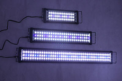 30 -120 CM Aquarium LED Lighting 1ft/2ft/3ft/4ft Marine Aqua Fish Tank Light 2
