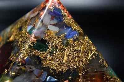Orpanit® Orgonit Orgonenergie Pyramide L Orgonite Orgonenergie 2