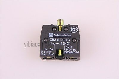 1NC Contact Block Tele Replacement for XB2 Model 5 PCs ZB2-BE102 XIDER YBR