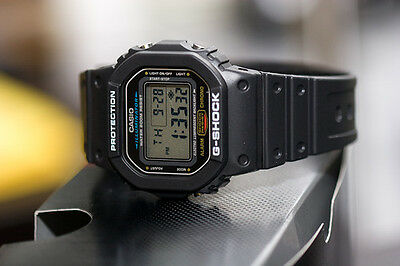 808349c38181 ... Casio DW5600E-1V G-SHOCK Mens Black Classic Digital Shock Resistant  Sports Watch 3