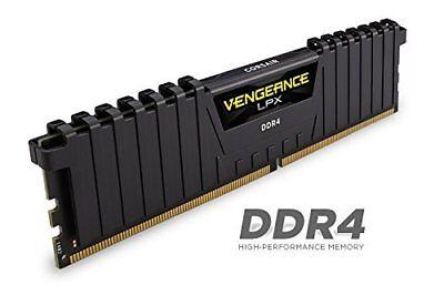 Corsair Vengeance Memory Kit Desktop LPX 16GB (2x8GB) DDR4 DRAM 3000MHz C15 2