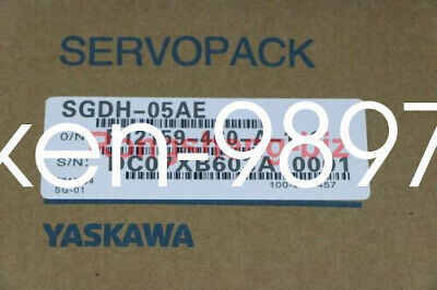 One New In Box YASKAWA SGDH-05AE Servo Drive#HC 3