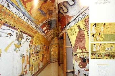 Thebes Karnak Luxor Egypt Valley of Kings Tombs Pharaohs Treasures Ramsses Seti 7